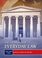Encyclopedia of Everyday Law