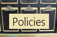 Library policies link